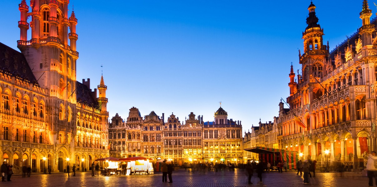 how to get from brussels airport to luxembourg by train
