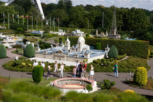 Mini-Europe in Brussels