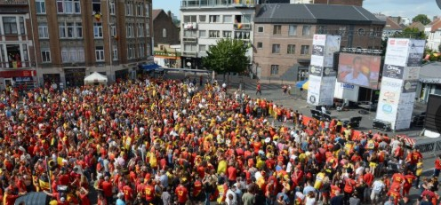 fifa world cup in brussels